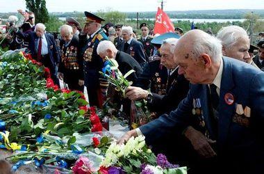 День победы в Днепропетровске: парад под охраной и запрет пиротехники
