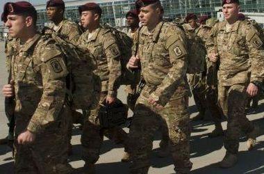 Американские военнослужащие примут участие в праздновании Дня Победы в Минске