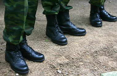В Луганской области на растяжке подорвался военный