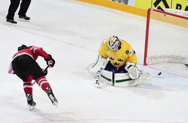 Канада одержала волевую победу над шведами на хоккейном ЧМ