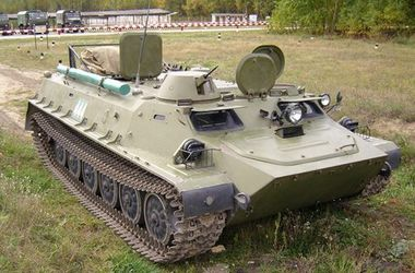 В результате столкновения военного тягача с пушкой в Запорожской области погиб военнослужащий