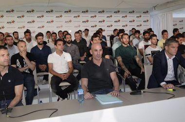 """Игроки """"Реала"""" и """"Барселоны"""" поддержали решение приостановить чемпионат Испании"""