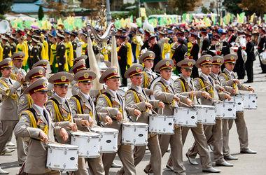 В Харькове из-за угроз безопасности отменили парад оркестров