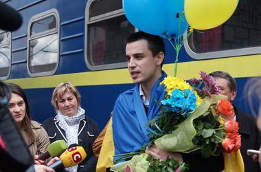 Львовский студент, отсидевший год в российской тюрьме, вернулся домой