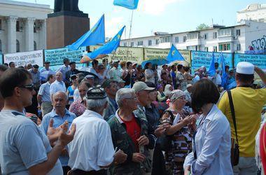 Крымским татарам не разрешили почтить годовщину депортации