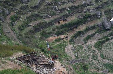 После землетрясения в Непале появились опасные озера