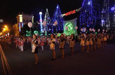 Первым в Украине День Победы начал праздновать Кривой Рог