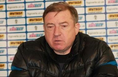 """Грозный: """"Говерла"""" не сорвет чемпионат Украины. Но работать дальше в таких условиях не вижу смысла"""""""