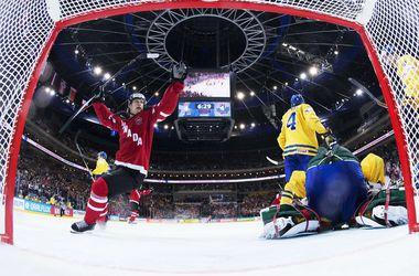 Трансляция матча Франция - Канада на ЧМ по хоккею