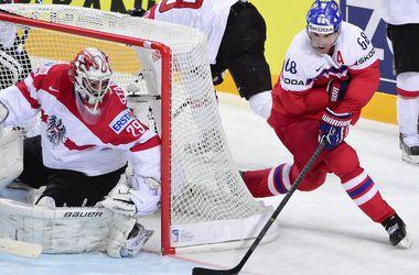 Трансляция матча Австрия - Латвия на хоккейном ЧМ