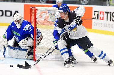 Трансляция матча Финляндия - Словакия на ЧМ по хоккею