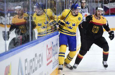 Трансляция матча Швеция - Швейцария на ЧМ по хоккею