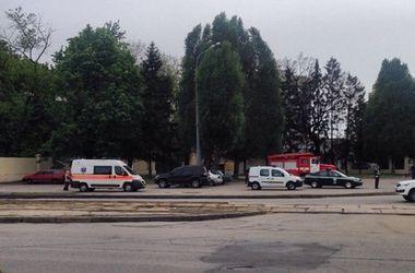 В Харькове ищут взрывчатку