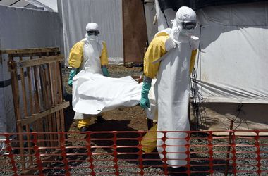 Либерия избавилась от лихорадки Эбола - ВОЗ