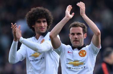 """""""Манчестер Юнайтед"""" прервал трехматчевую проигрышную серию. Таблица чемпионата Англии"""