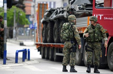 Боевиками в македонском Куманово руководили косовары