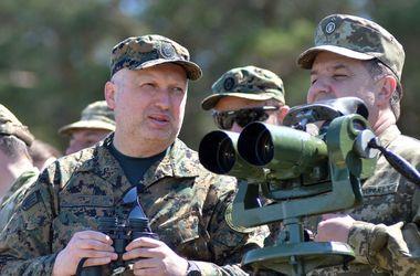 Турчинов рассказал о новом украинском оружии