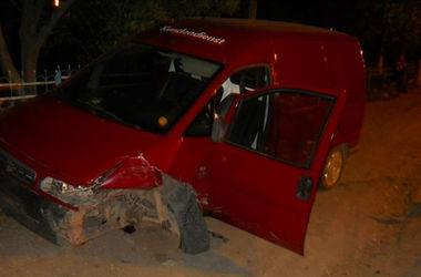 В Тернопольской области произошло смертельное ДТП