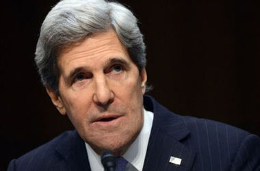 Керри назвал главное условие снятия санкций США и ЕС с России