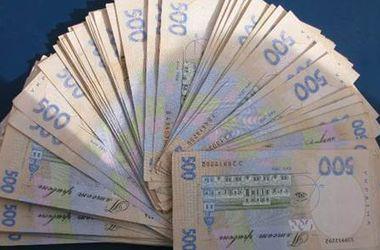 Киевского чиновника поймали на взятке в 70 тысяч гривен