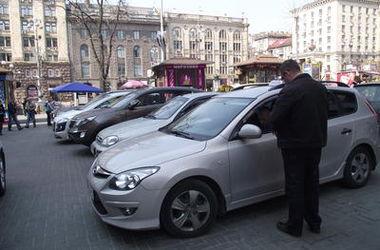 Столичная мэрия меняет автопарк: чиновников пересадят на электромобили