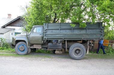 В Сумской области многотонный грузовик переехал малолетних детей