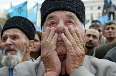Рада призвала мировое сообщество осудить ущемление прав крымскотатарского народа в Крыму