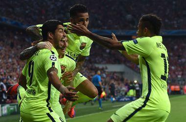 """C вероятностью 70% """"Барселона"""" победит """"Ювентус"""" в финале Лиги чемпионов"""