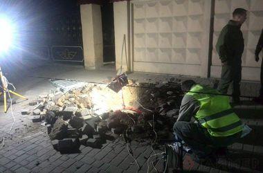 Ночной взрыв в Одессе посчитали умышленным повреждением имущества