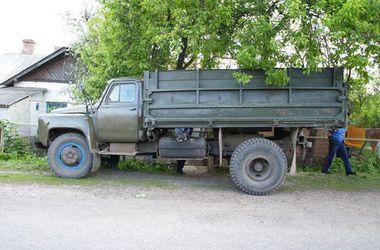 Водитель грузовика, сбившего троих детей в Сумской области, задержан