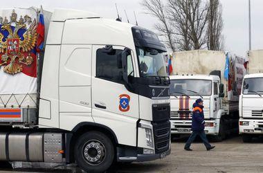 Украинские пограничники рассказали, что завез в Донбасс гумконвой РФ