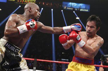 Пакьяо посмотрел свой бой против Мейвезера и решил, что он выиграл его