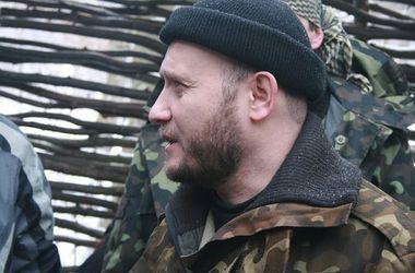 Ярош подал в Раду законопроект о Добровольческом украинском корпусе