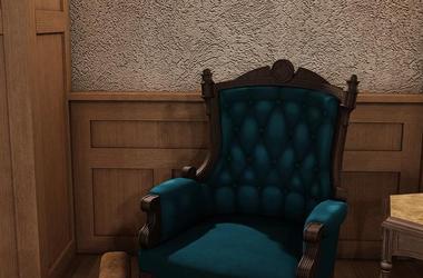 Житель Харькова сгорел в кресле