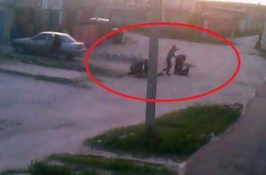Все подробности видео-скандала в Харькове: милиционерам, избившим ногами людей, грозит 8 лет