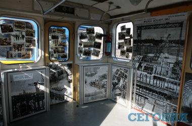 Из Киевского метро исчезнет знаменитый ретро-вагон