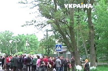 Жители Днепропетровской области устроил бунт против подорожания проезда
