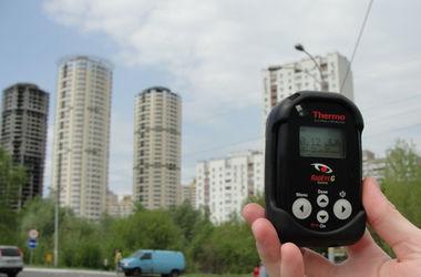 Радиационный фон в Киеве и Зоне отчуждения находится на безопасном уровне – ГСЧС