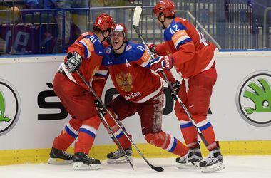 Россия вышла в полуфинал ЧМ по хоккею, где сыграет против США