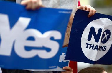 В Шотландии заговорили о новом референдуме по выходу из состава Британии