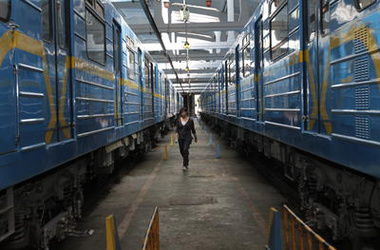 На выходных в Киеве на час закроют станцию метро