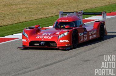 Nissan показал самый выносливый суперкар
