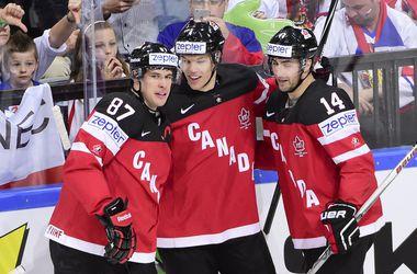 Сборная Канады вышла в финал чемпионата мира