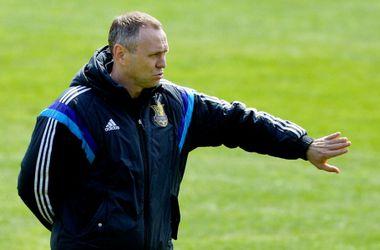 Юношеская сборная Украины обыграла Польшу в элит-раунде Евро-2015