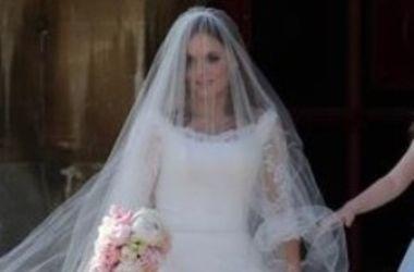 Бывшая солистка Spice Girls вышла замуж