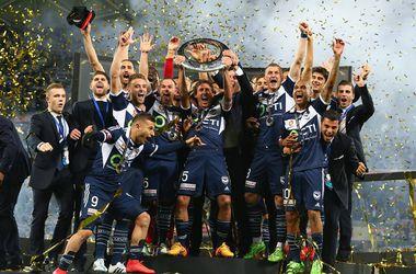 """""""Мельбурн"""" в третий раз в истории стал чемпионом Австралии"""