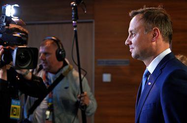 Кандидат в президенты Польши выступил за создание в стране военных баз НАТО