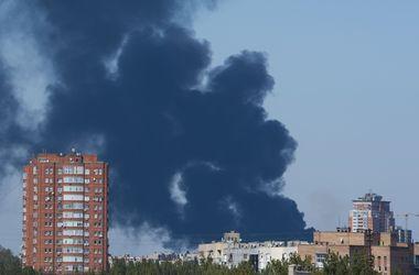"""Ситуация в Донецке: артобстрелы и """"шикарная"""" жизнь"""