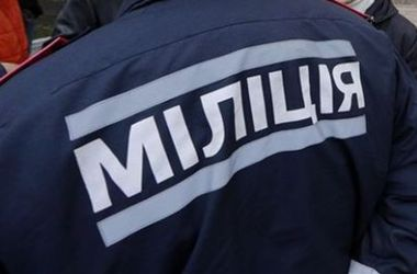 Под Запорожьем при задержании активисты подрались с милицией