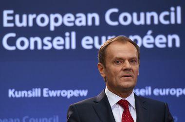 У руководства ЕС нет планов по ужесточению антироссийских санкций - Туск